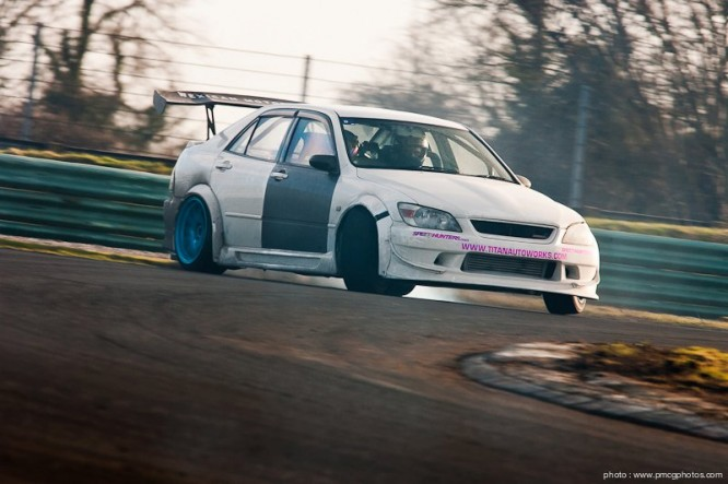 Martin Ffrench SR20DET Altezza by Paddy McGrath
