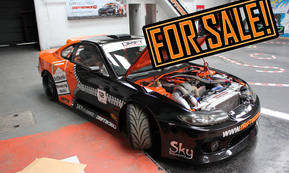 Driftworks S15 For Sale