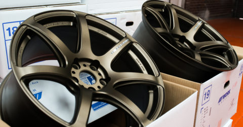 WORK Wheels in Stock at Driftworks