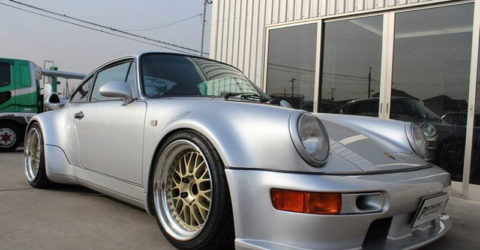 Promodet & RWB Porsche 964 Turbo – Incoming!