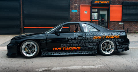 New DW33 Skyline R33GTSt Drift Car