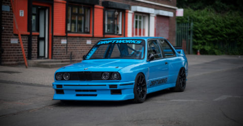 Full Build – Driftworks E30 M3 S65 DCT Track Project
