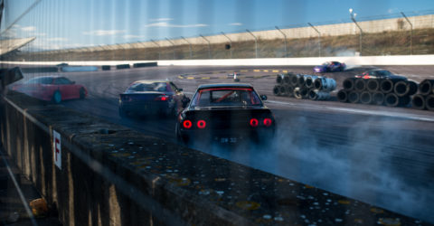 Driftworks hits the last ever Rockingham Meihan Drift Day