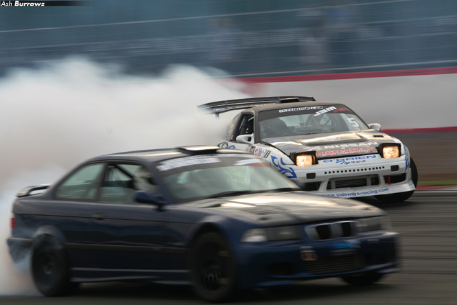 s13 bmw m3 turbo twin overtake