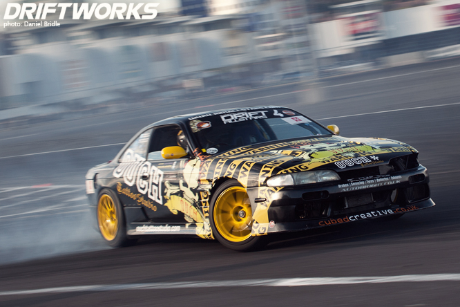 OUCH Tattoo Nissan Silvia S14