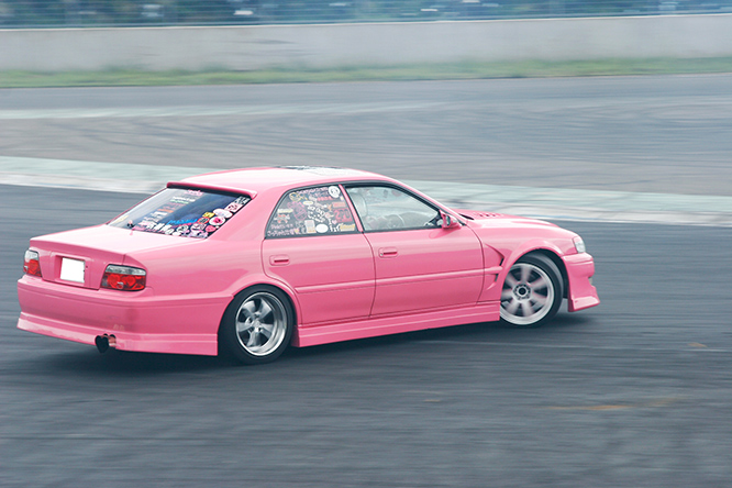 automatic 100jzx