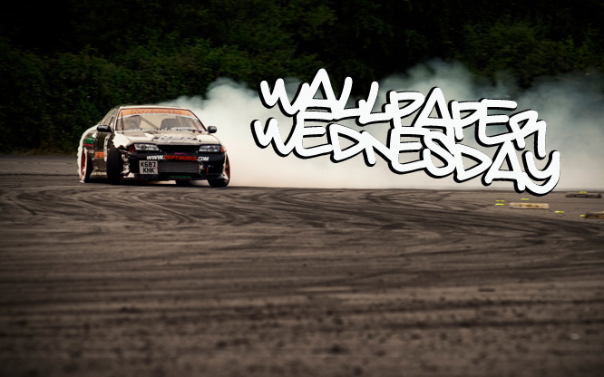 Driftworks Wallpaper Bons R32