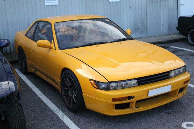 Nissan PS13