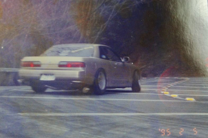 silvia on the touge