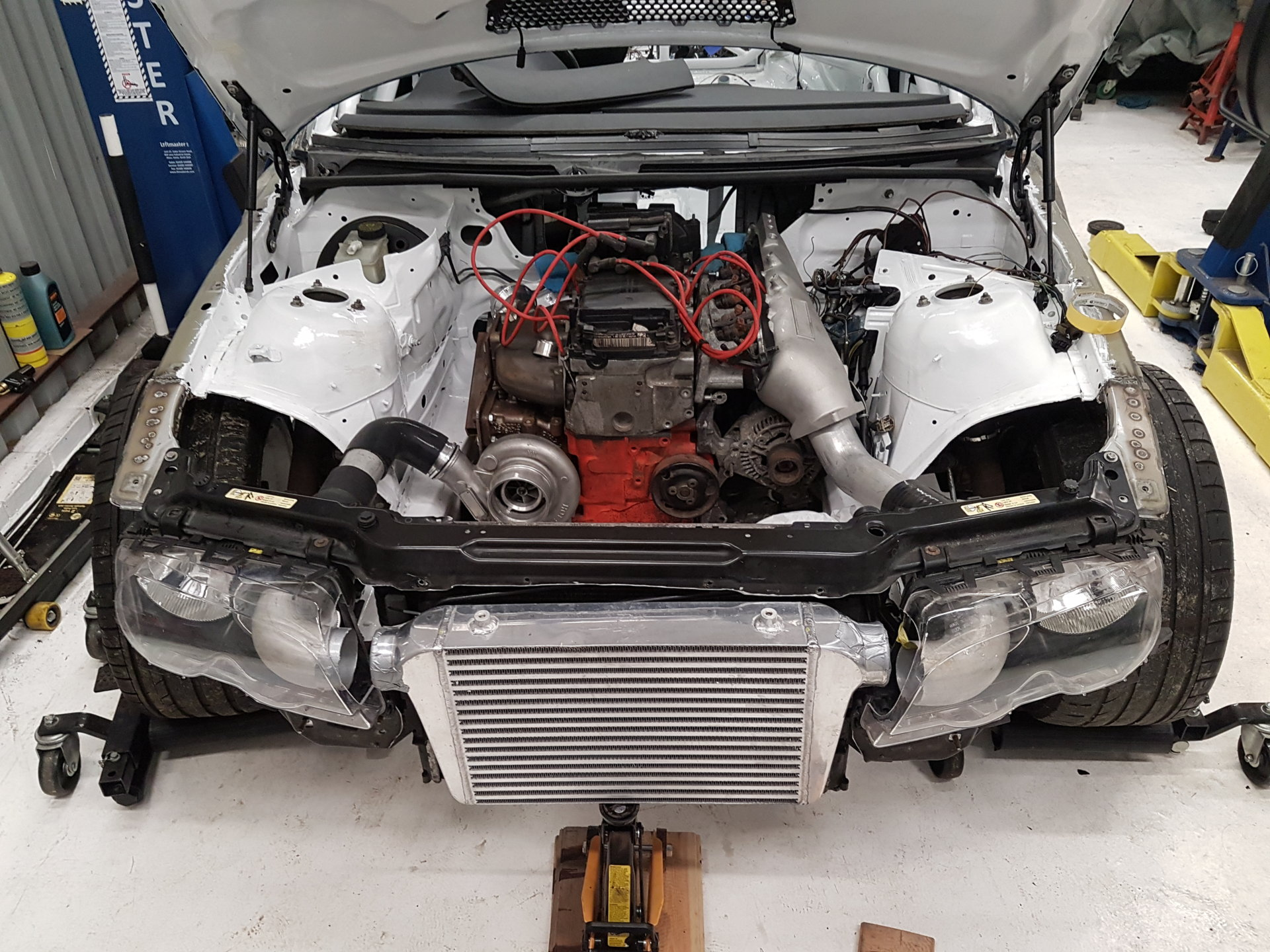 VR46 - BMW E46 VR6 Turbo | Driftworks Forum