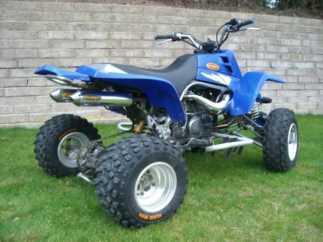 What Is A Used  Yamaha Banshee Worth