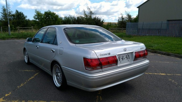 For Sale - Toyota Crown Athlete V JZS171 Fresh Import £4200