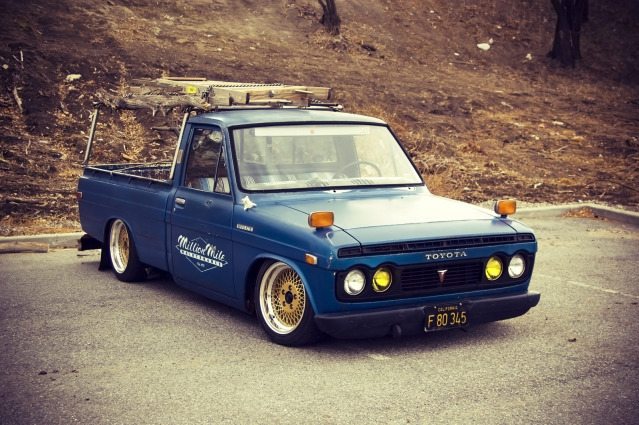 Hi-5, the 1972 Hilux Pickup turbo project | Driftworks Forum