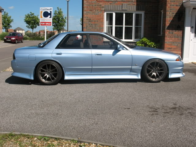 4 door R32 GTST | Driftworks Forum