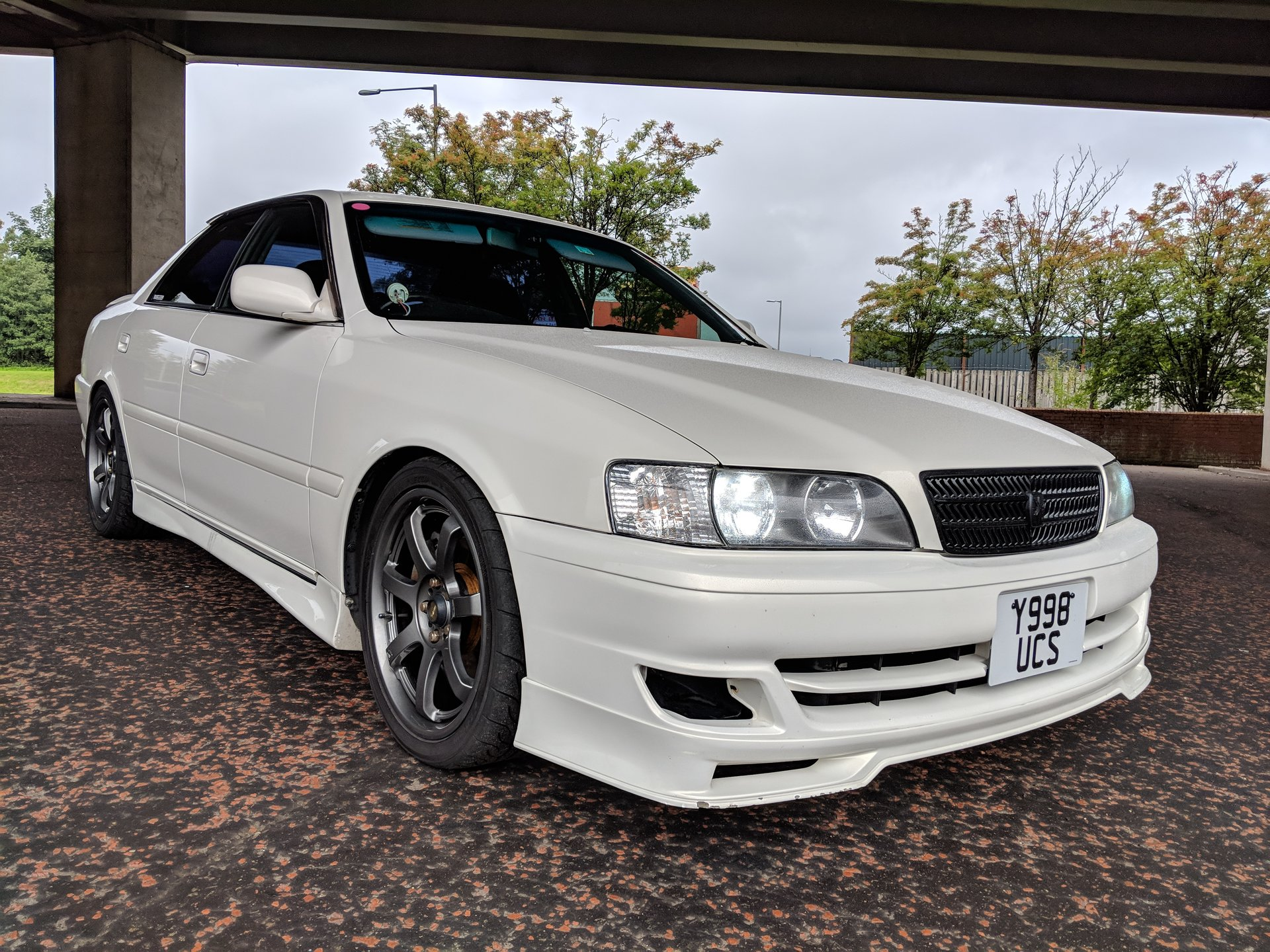 Car Timing Belt >> For Sale - 2001 JZX100 Toyota Chaser Tourer V | Driftworks Forum