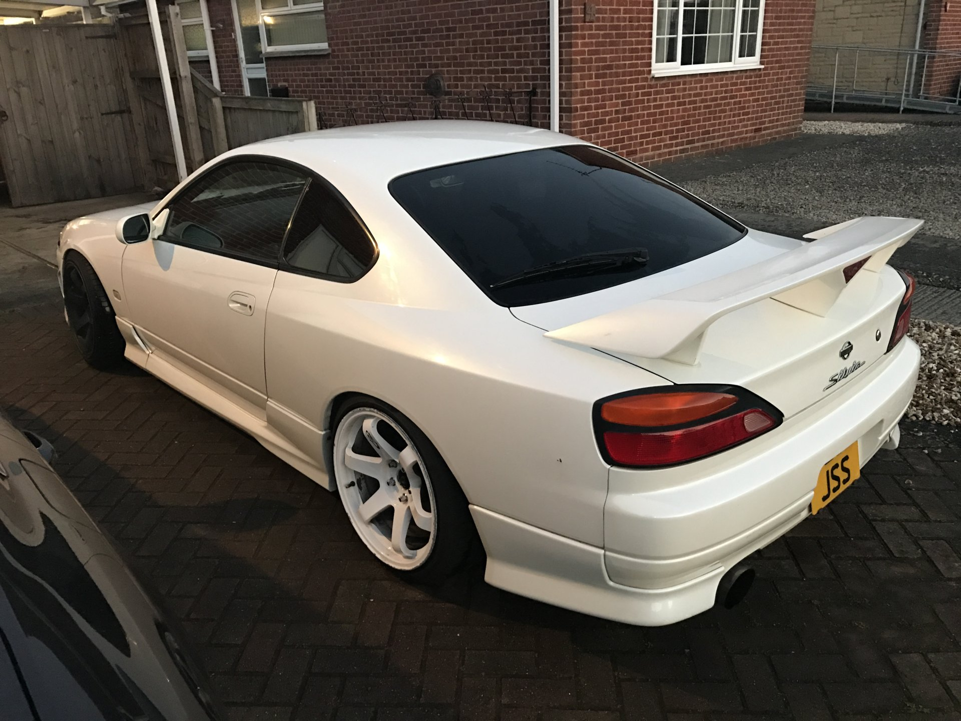 Nissan Silvia S15 Spec R Stock For Sale - 1999 Nissan...