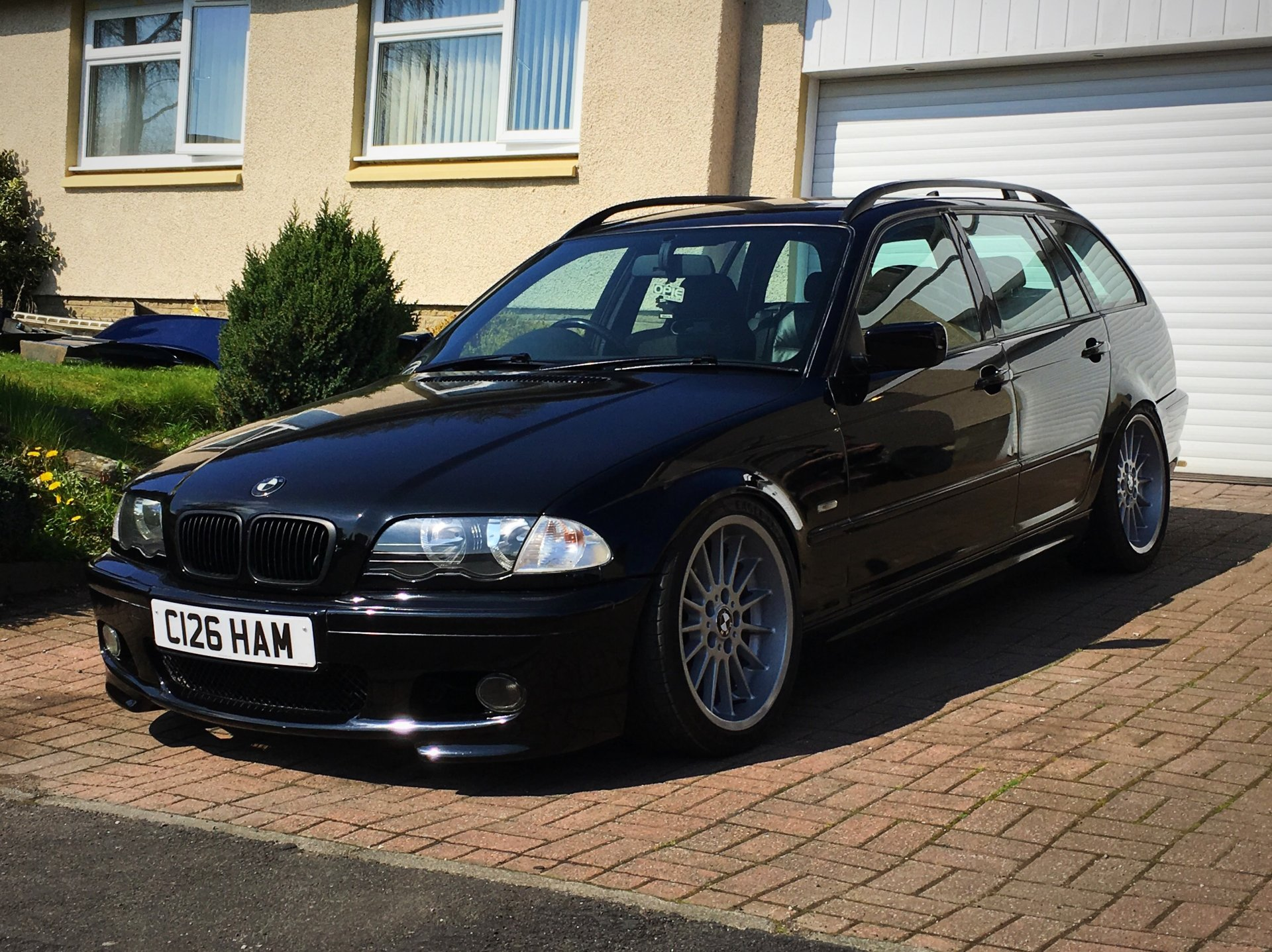 bmw e46 m3 s54 3 2 sport touring estate sleeper. Black Bedroom Furniture Sets. Home Design Ideas