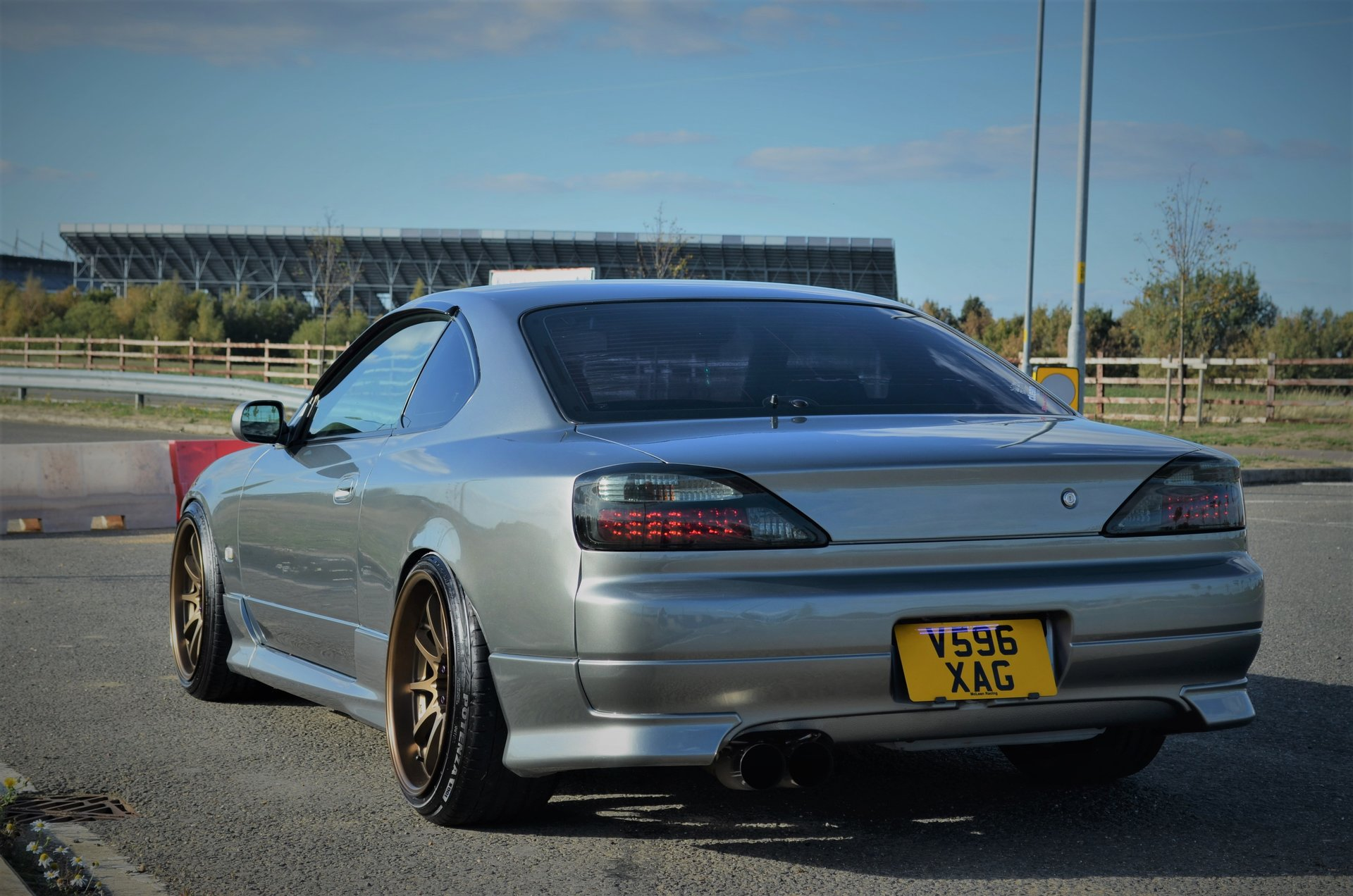 SOLD - ** For Sale 1JZ S15 Silvia ** | Driftworks Forum