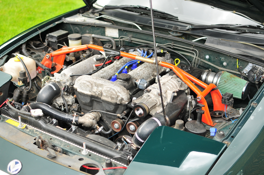 For Sale - 1995 Mk1 MX5 Supercharger 200Hp £4000 ovno