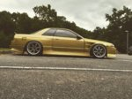 R32 Skyline owned by an idiot. PIC HEAVY