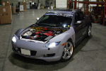 05 RX8 - ATS-V Twin Turbo 3.6L Swap/Build