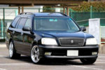 JZS171- Toyota Crown- Estate- Daily- Overly spec'd burnout machine