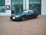 Nissan S14a 200sx - Emerald Green - Stage 1 Mods