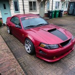 Driftstang!!  Ford mustang 4.6 V8 new edge. ( edited/ price drop)
