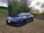 Seriously high Spec 1995 180SX....