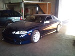 Breaking Toyota Soarer 1JZ R154 all drift ready