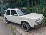 Nissan Rasheen - 1.5L 4x4 manual. Needs love and attention. £900