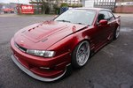 200sx S14a Heavily Modified breaking