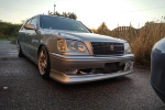 2001 Toyota Crown 1JZ-GTE, JZS171, Full History & Much More
