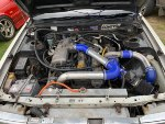 RB20det engine package 350BHP Holset, Nistune etc