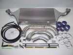 HKS Type R Supra JZA80 Intercooler Kit with HKS SSQV