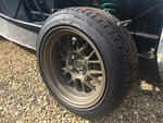 7Twenty Style 44 (15x8 ET0) with tyres, MX5 fitment