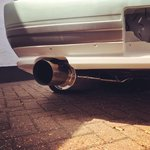 "S13 CA18DET 3"" Exhaust System"