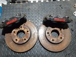 R33/S14 calipers & disks