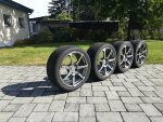 Yokohama ADVAN T7 / 8x17 ET30 / 5x114 with 235/40 R17 RSR Federal