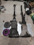 W58 Gearbox and Prop