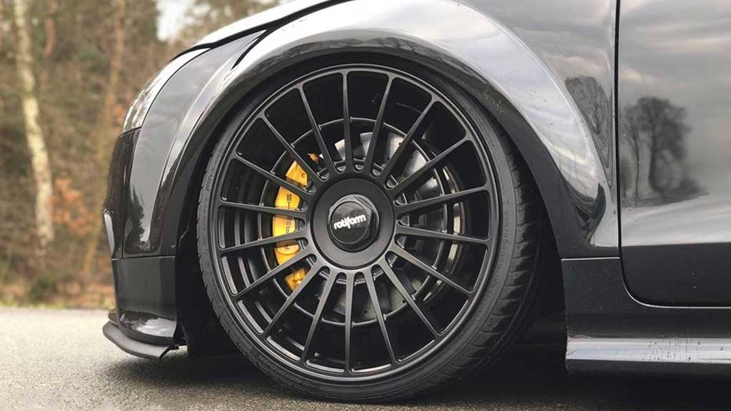 Audi TT - LAS-R Wheels