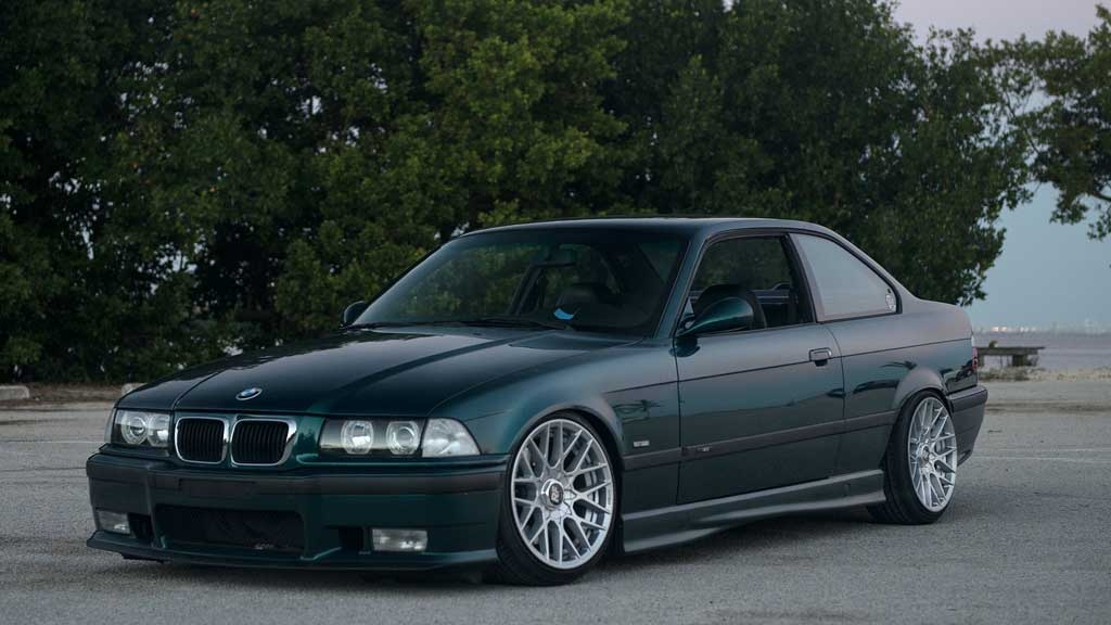 BMW E36 - RSE Wheels