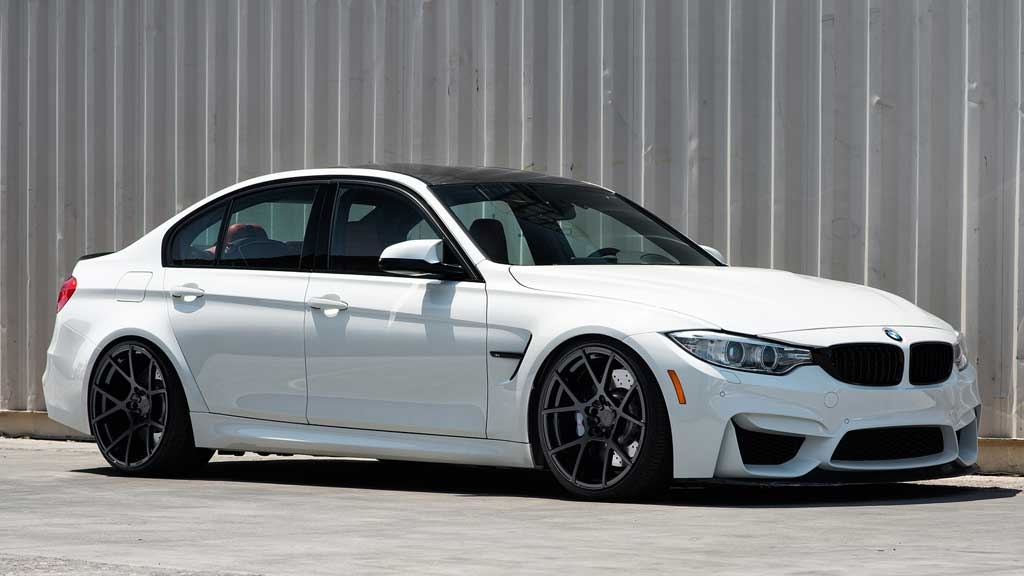 BMW M3 F80 - KPS Wheels