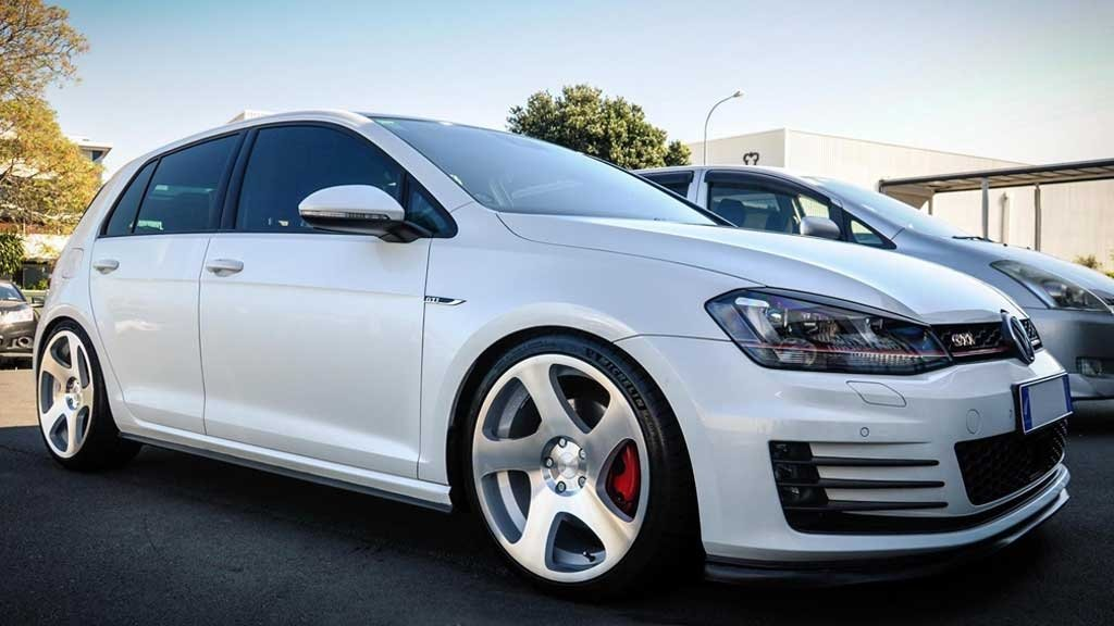 VW Golf - TMB Wheels