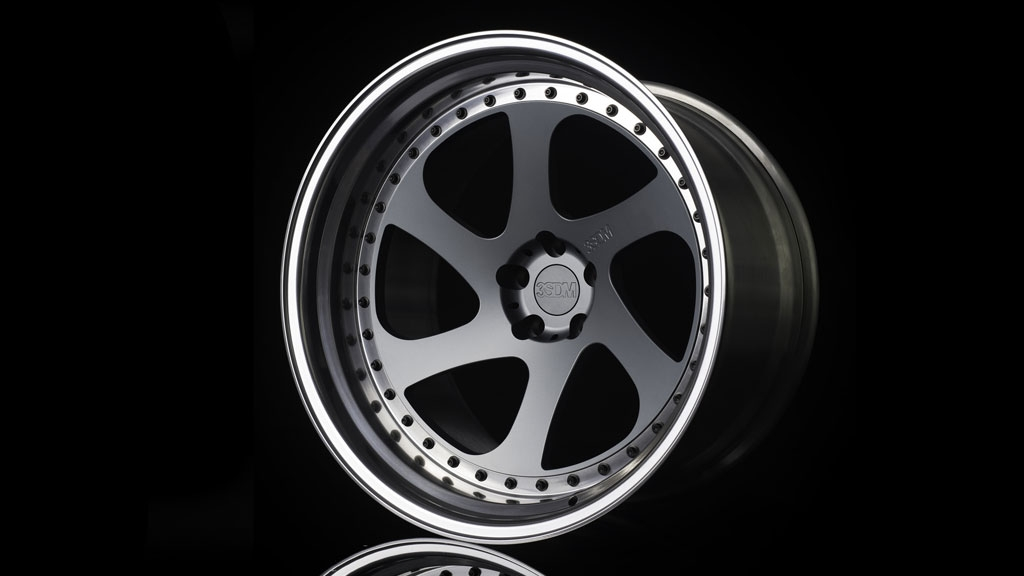 3SDM 3.06 Custom Wheels
