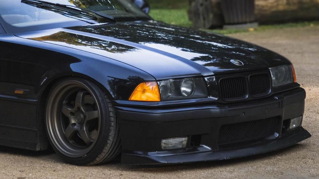 BMW E36 - Style49 Matte Bronze Wheels