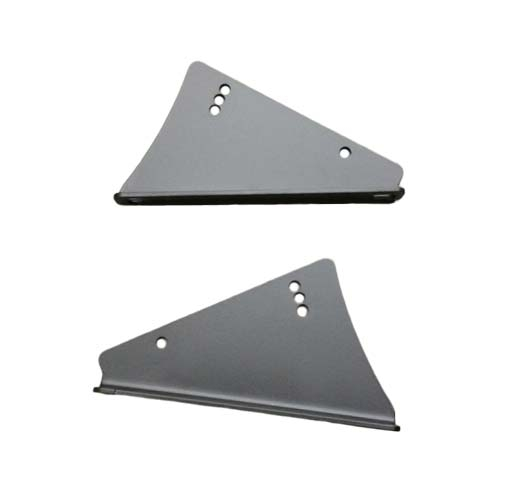 Solid Style Wing Brackets