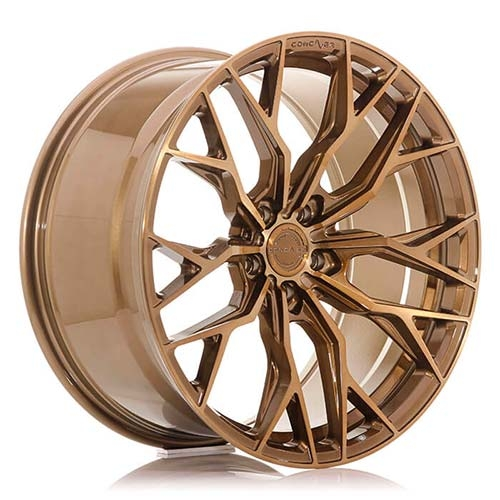 CVR1 - Brushed Bronze (19- 22 Inches)