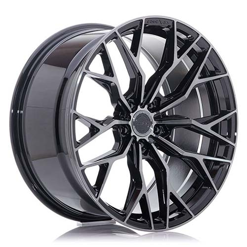 CVR1 - Double Tinted Black