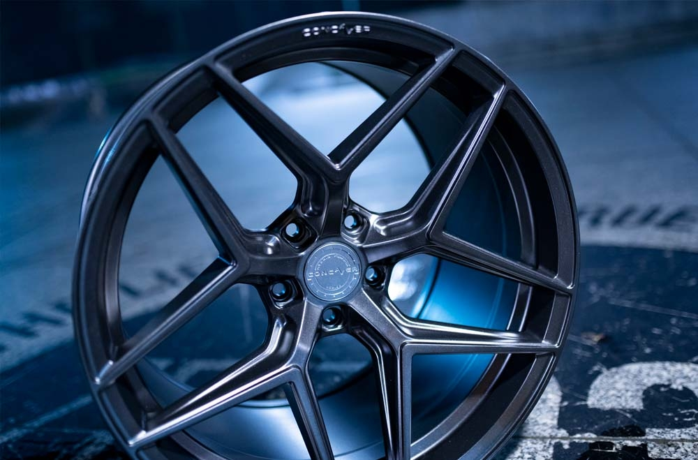 CVR2 Carbon Graphite Wheels